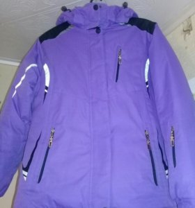 Зимний женский горнолыжный кастюм