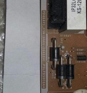 Запчасть для тв Samsung UE40EH5307K