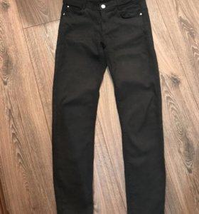 Чёрные джинсы Zara 🌸