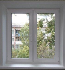 Окно стандарт под ключ