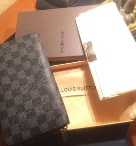 Louis Vuitton портмоне идеал оригинал