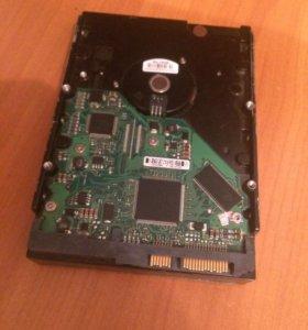 Жесткий диск , оперативная память