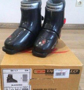 Горнолыжные ботинки Dalbello (Италия)