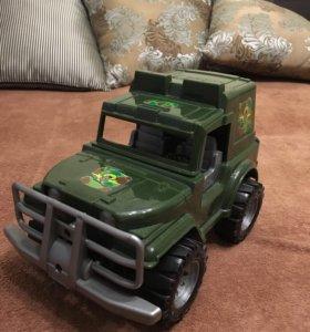 Джип «Командос» игрушка