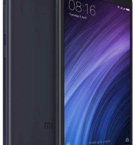 Новый телефон xiaomi redmi 4a 2/16gb
