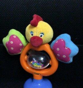 Игрушка на присоске на столик