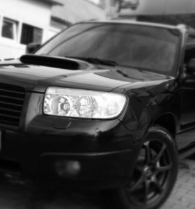 Subaru forester 2007 год 230 л.с.