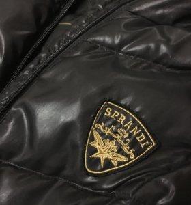 Пуховое пальто sprandi