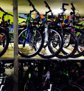 5 шт Велосипед Разные и новые и бу