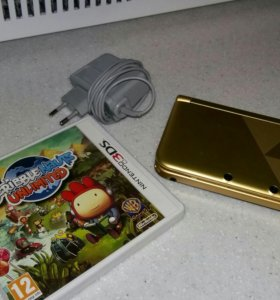 Nintendo 3DS XL Legend of Zelda Edition