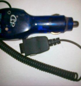 Автомобильное зарядное устройство для тел. Samsung