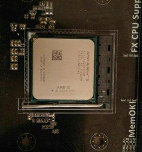 Процессор Athlon x3 455