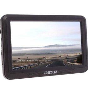 новый навигатор DEXP DS501