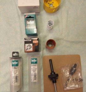 Инструмент и комплектующие