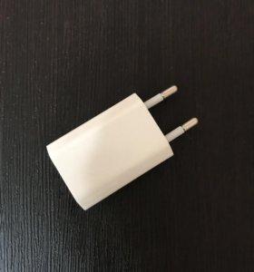 Зарядное устройство/вилка для зарядки iPhone ориг