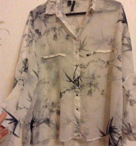 Mango рубашка