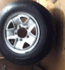 колёса усиленные