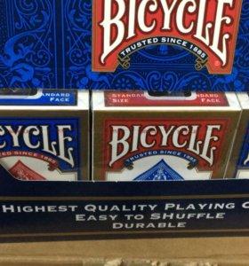 Блок карт Bicycle Standard 12 колод 6 крас и 6 син