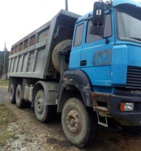 Продам самосвал Урал 25 тонн