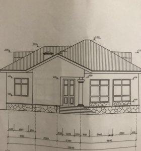Проект 1эт дома