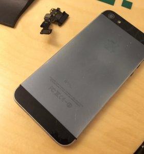 Разбиты айфон 5
