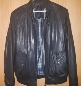 Куртка мужская ( кожа)