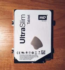 Жесткий диск WD ultra slim SSHD 500GB