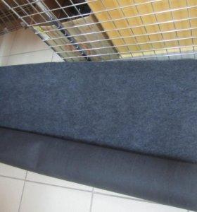 ковер на резиновой основе 3.5 * 4 м ( 2 штуки)