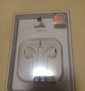 Наушники Apple ( гарнитура)