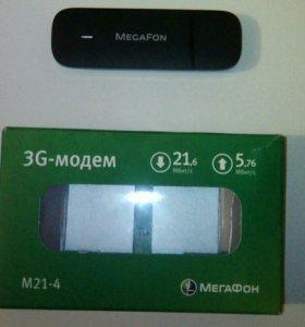 Модем мегафон 3G (новый)