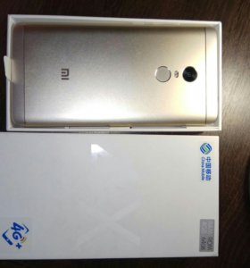 Xiaomi redmi note 4x 64gb+4gb Gold