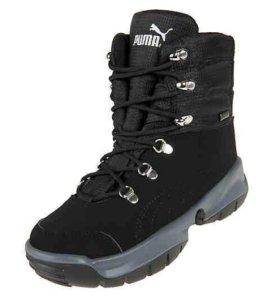 Ботинки зимние «Пума»