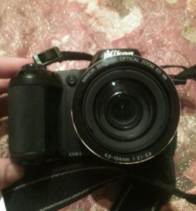 Цифровая фотокамера Nicon L810