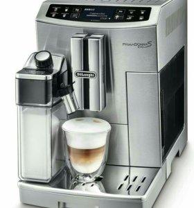 Кофемашина Delonghi ECAM 510.55