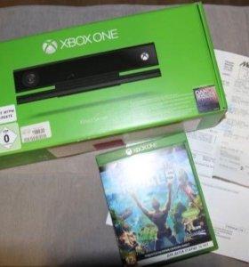 Новый Kinect XBOX ONE+документы