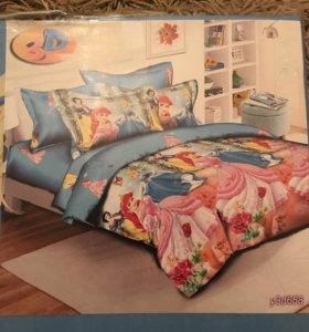 «Поплин» Новый комплект постельного белья