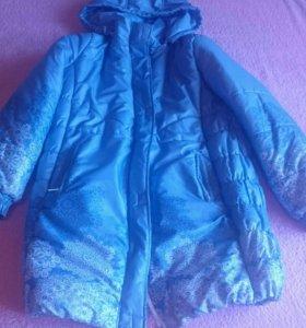 Куртка для беременных, зимняя,теплая