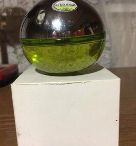 Тестер. Зелёное яблоко