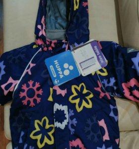 Новый зимний костюм Huppa 98+