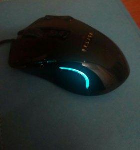 Игровая мышка, проводная