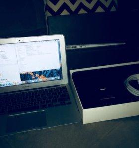 MacBook Air (11-дюймов, середина 2011 г.)