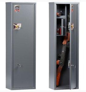 Сейф оружейный под 2 ствола