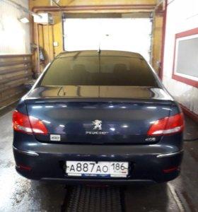 Peugeot 408 1,6 120л.с.МТ