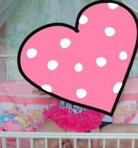 Кроватка детская, трансформер