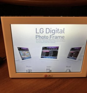 Цифровая фоторамка LG