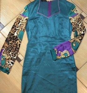 Коктейльное платье от Saida Samogova