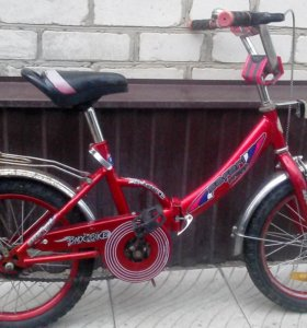 детский велосипед( 4-8лет)