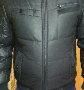 Куртка утепл. зимняя
