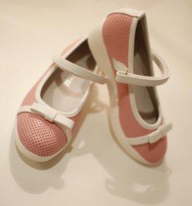 Новые детские туфли Meitesi 29