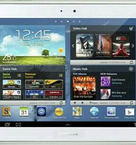 Samsung Galaxy Note 10.1 16 Гб White